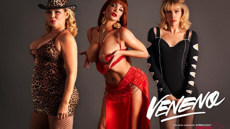 """""""Veneno"""", la serie de """"los Javis"""", se estrenará el 29 de marzo en Atresplayer"""