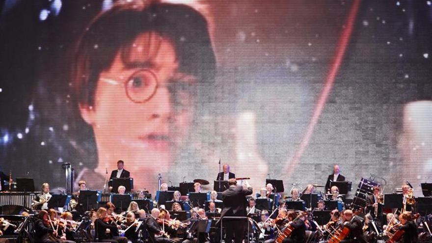 """""""Harry Potter"""" se podrá ver con música en directo por primera vez en Madrid"""