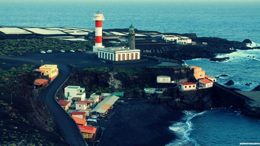 Imagen de archivo del entorno del Faro de Fuencaliente. Foto: palmerosenelmundo.com