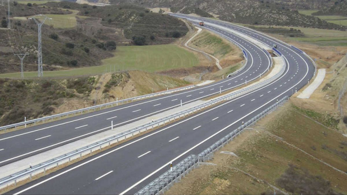 El Ministerio de Fomento acumula una retahíla de condenas por las obras de la autovía A-22.