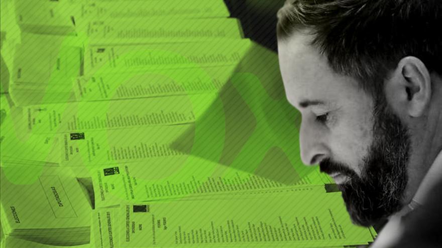 Entrar en las listas de Vox: un mensaje, un DNI, ningún filtro y el partido falsifica la firma