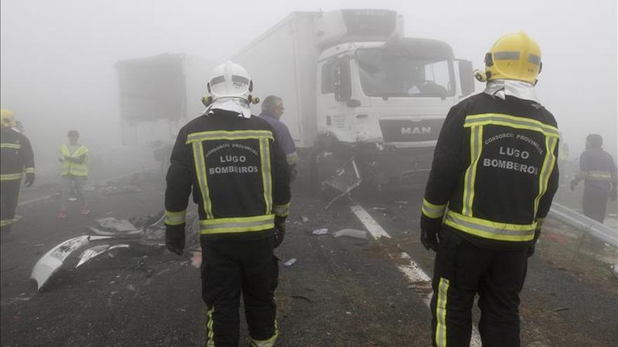 Dieciocho muertos y 48 heridos en 14 accidentes de tráfico este fin de semana