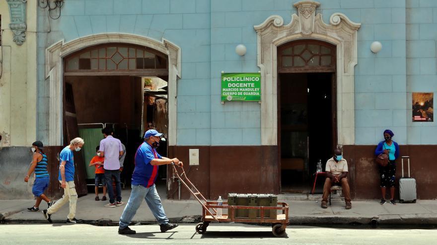 Cuba registra otros 7.516 casos de covid-19 y 76 muertes