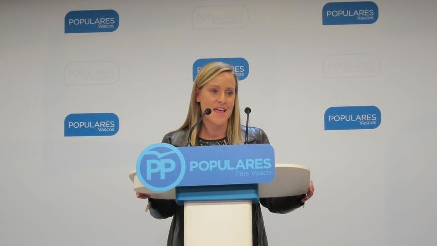 """PP pide a PNV que """"vuelva a la moderación"""" y a los acuerdos presupuestarios tras dejarse """"arrastrar"""" a la """"radicalidad"""""""