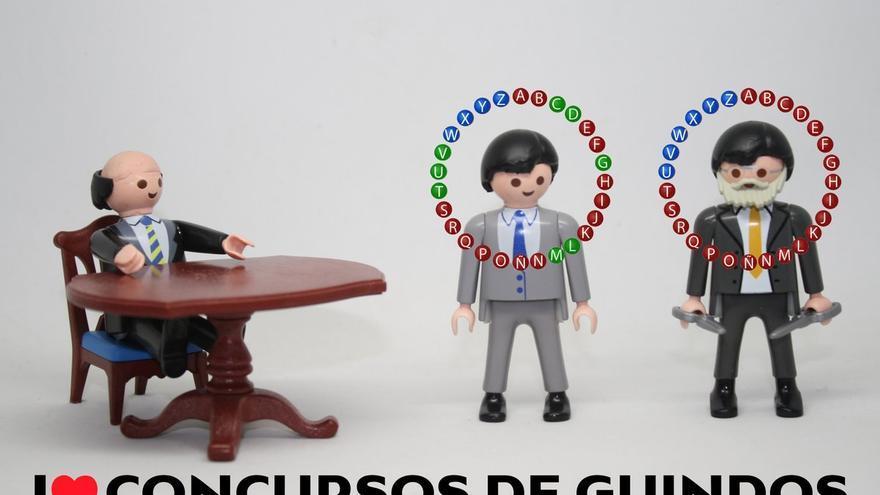 I love concursos De Guindos