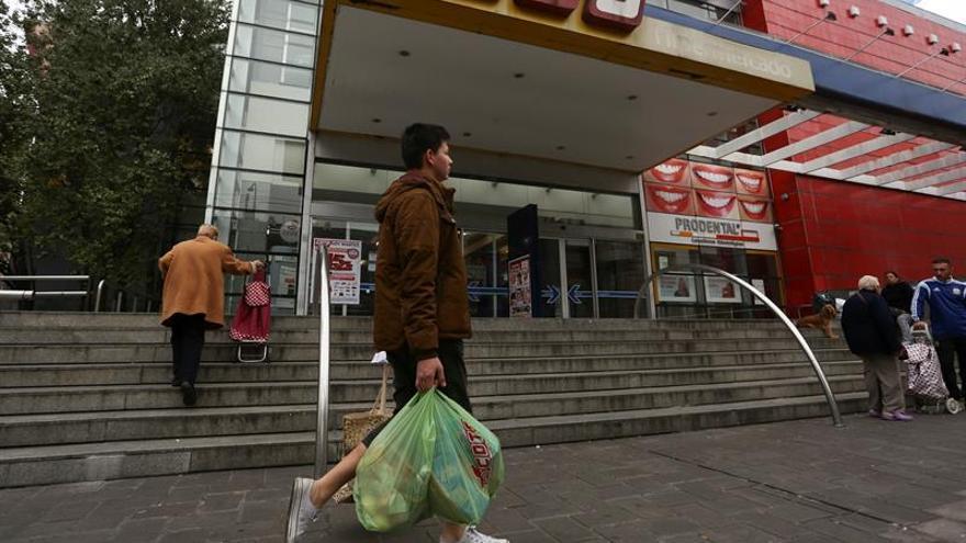 La inflación en Argentina llega a 19,2 por ciento en cuatro meses, según un índice provisional