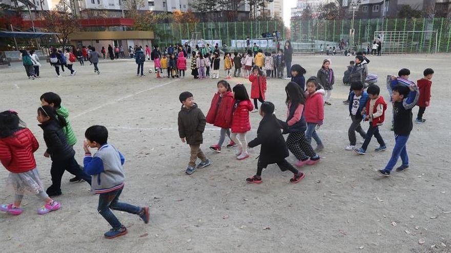 Dos terremotos de 5,5 y 5,4 grados sacuden la costa oriental de Corea del Sur