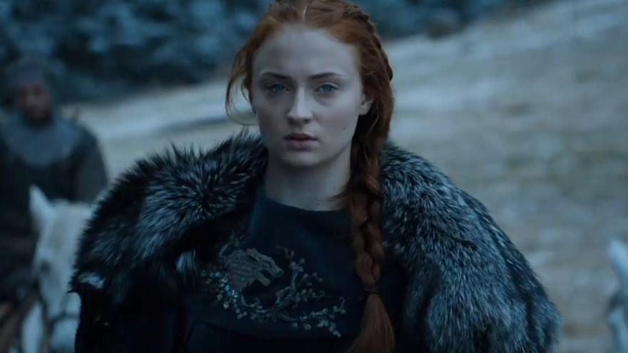 Sophie Turner Sería Genial Una Relación Lésbica Entre Daenerys Y