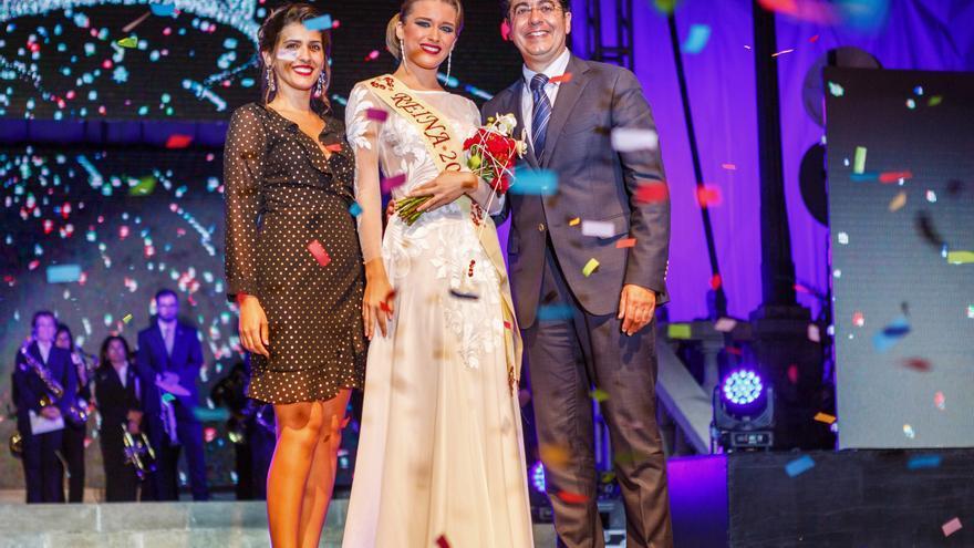 d84325d2f9 Brenda Socas resulta elegida reina de las fiestas patronales de Guía ...