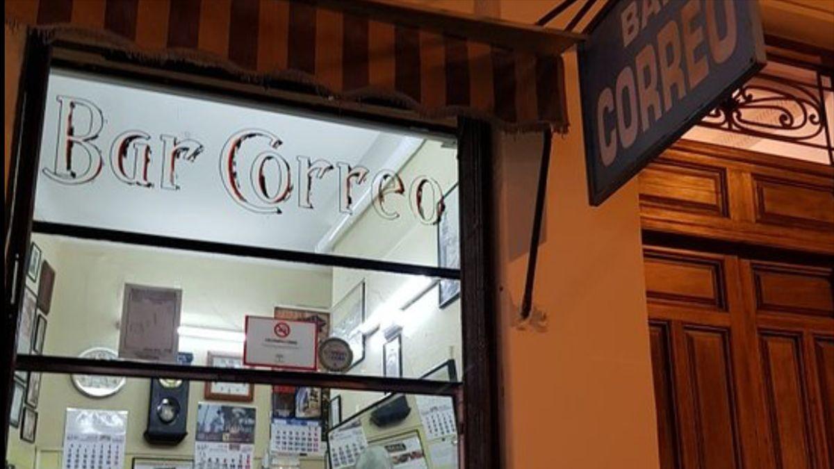 El Bar Correo de Córdoba.
