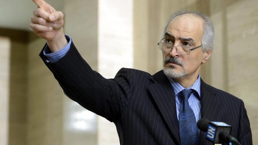 Las negociaciones sirias de paz a la espera de algún avance humanitario en el terreno