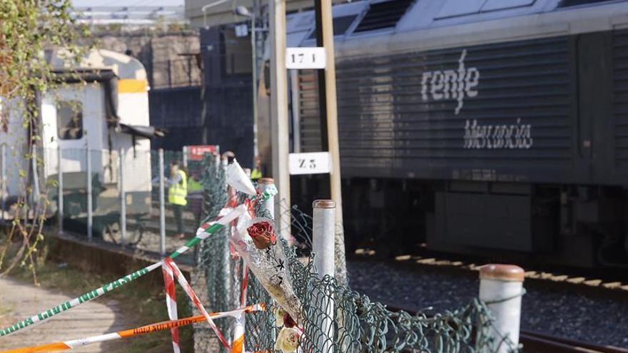 El Juzgado pregunta por el mantenimiento y del esvío del tren accidentado en O Porriño