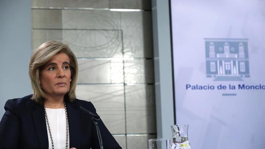 Báñez desmiente las acusaciones de Rato sobre la injerencia del Gobierno en su caso