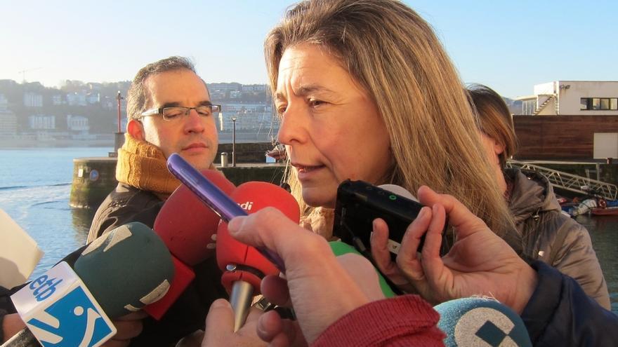 """Oregi espera que Gobierno central establezca una planificación """"seria y completa"""" de la puesta en marcha de la 'Y' vasca"""