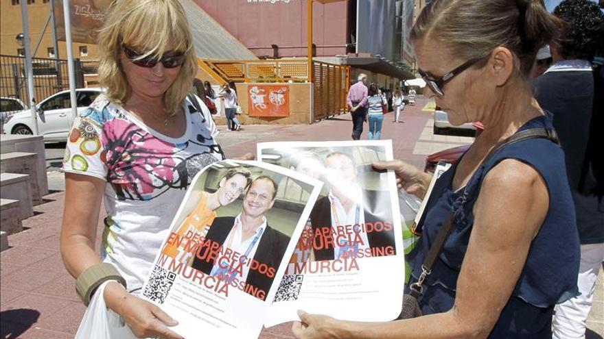 Encuentran los cadáveres de la pareja holandesa desaparecida en Murcia