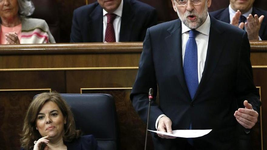 Rajoy dice que Bankia se venderá cuándo haya las mejores condiciones de mercado