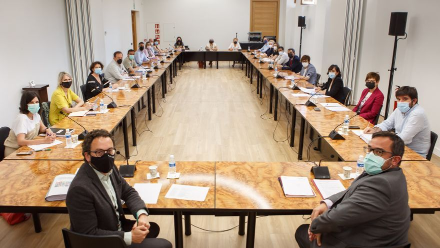 Reunión del Consejo para la promoción de la Accesibilidad Universal y de la Igualdad de Oportunidades