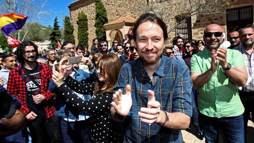 """Iglesias afirma que Podemos pedirá al PSOE que esté en su gobierno """"como un aliado"""""""