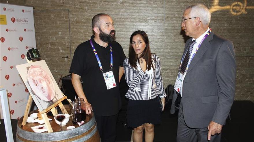 La Rioja presenta producción vinícola y atractivos turísticos en Expo Milán