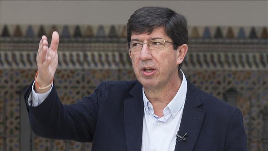Ciudadanos dice que el caso ERE no afectará a las relaciones con el PSOE si cumple acuerdo