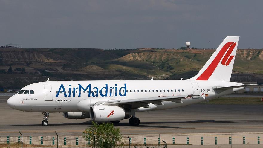 Airbus A319-132 de Air Madrid.