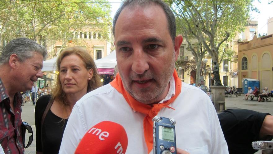 Ramon Espadaler se perfila como 'número tres' de la lista del PSC