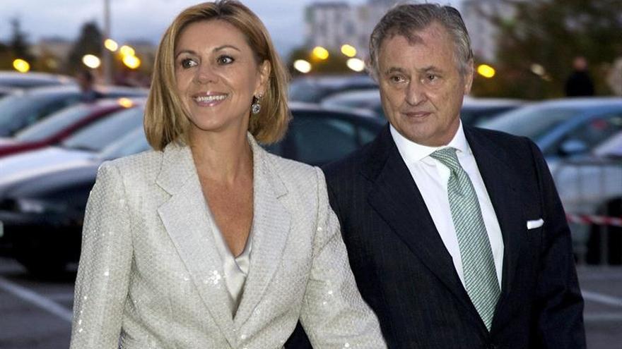 """Cospedal y su marido pidieron a Villarejo """"trabajos puntuales"""", según los nuevos audios divulgados"""