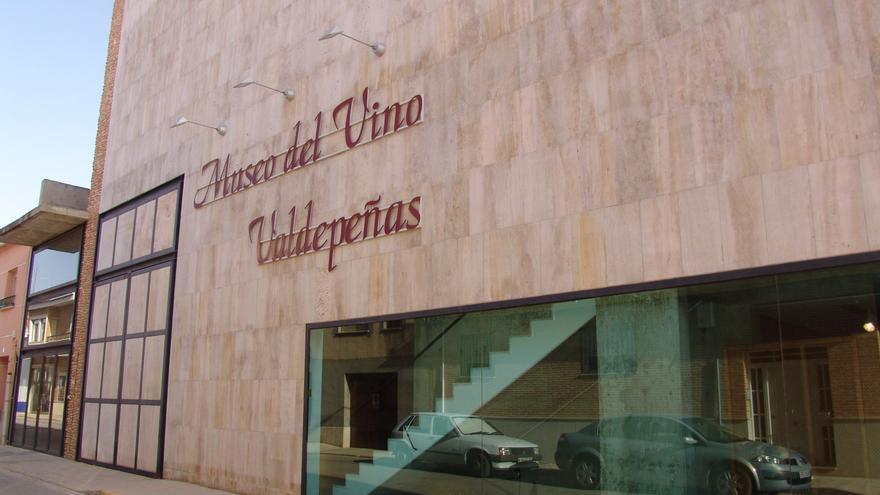 Museo del Vino. Valdepeñas (Ciudad Real).