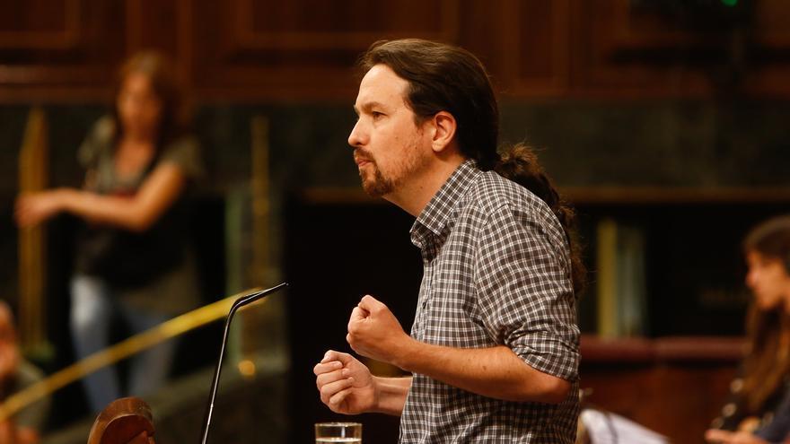 """Iglesias avisa que Podemos no puede ser """"mero decorado"""" en el Gobierno y pide a Sánchez """"respeto"""""""