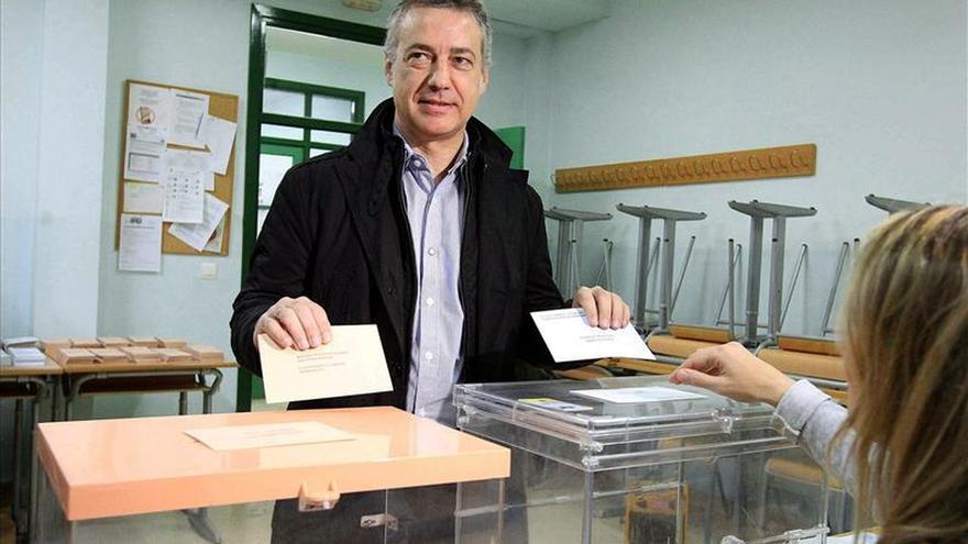 """Urkullu anima a la participación para elegir """"las instituciones más cercanas"""""""