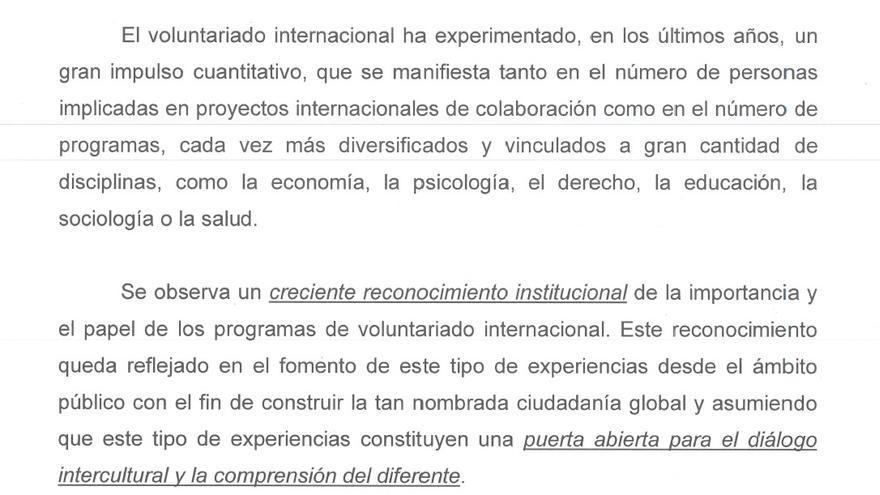 Documentado fechado en 2007 por Alfredo de Miguel con un contenido de 2011