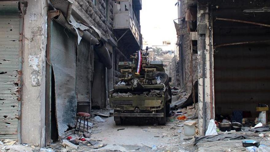 El EI frena el avance del ejército sirio en Deir al Zur