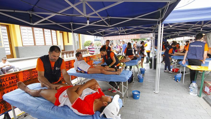 En la asistencia postcarrera participaron 54 fisioterapeutas y 15 alumnos.