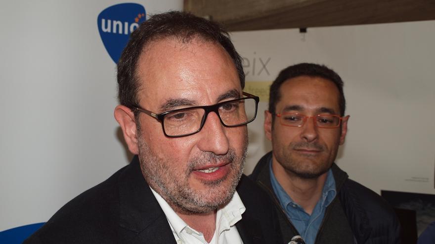 Espadaler (Unió) retirará la denuncia por amenazas tras la disculpa del tuitero