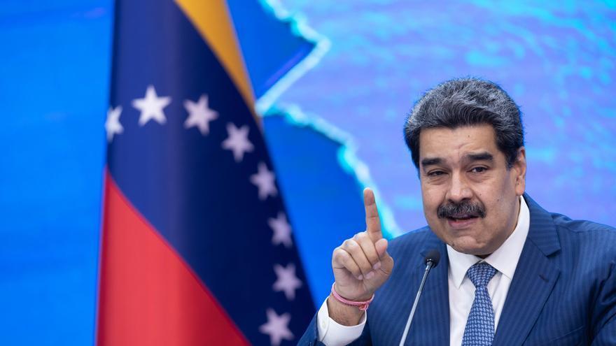 Maduro pide a España una rectificación de ideas ante la celebración del 12 de octubre
