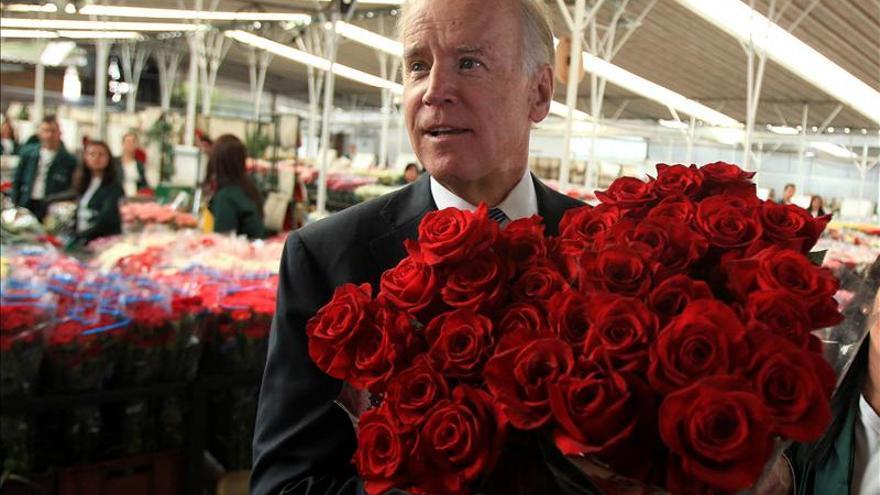 Biden dice a Humala que EE.UU. espera profundizar la cooperación con Perú