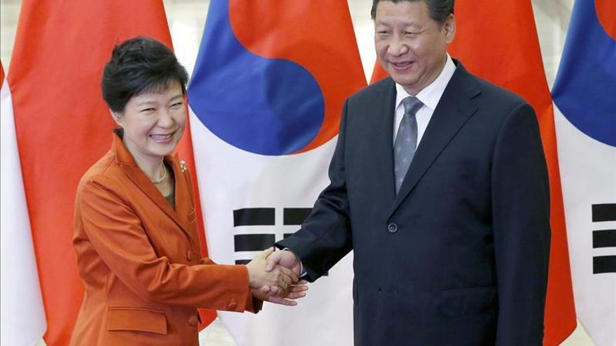 China y Corea se acercan a un acuerdo de libre comercio tras reunión Xi-Park