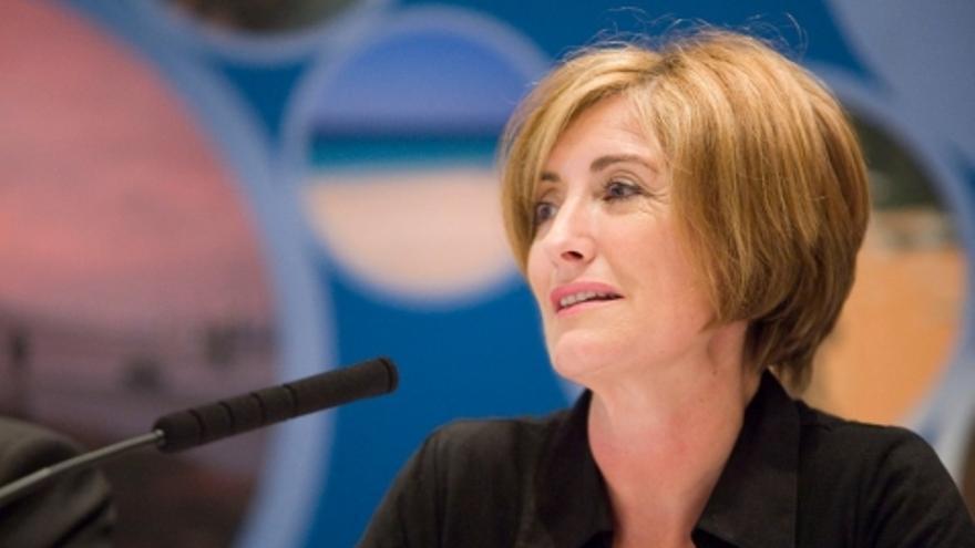 La ex diputada socialista Puerto Gallego.