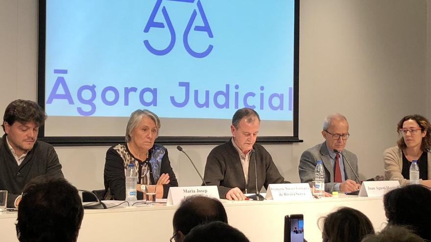 Presentación de Ágora Judicial