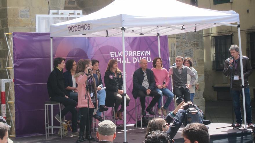 """Monedero afirma que """"los socialistas de corazón"""" tienen en Unidos Podemos su """"voto útil"""""""