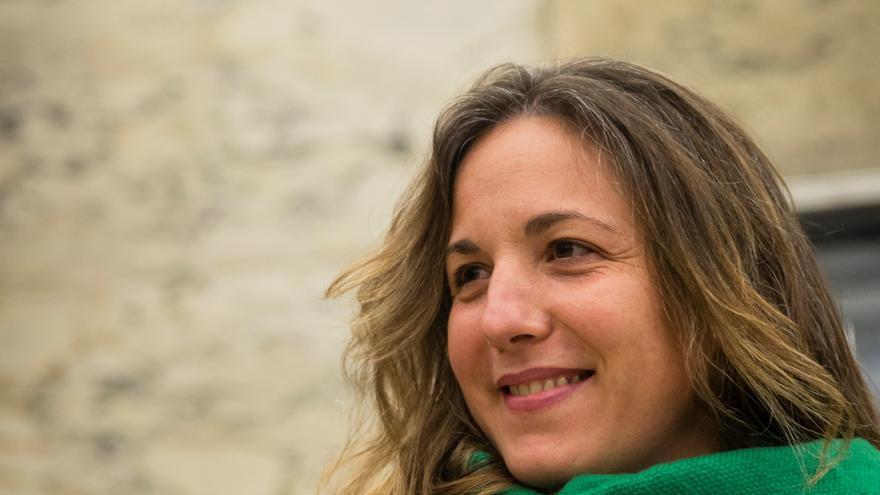 La directora murciana Paloma Zapata