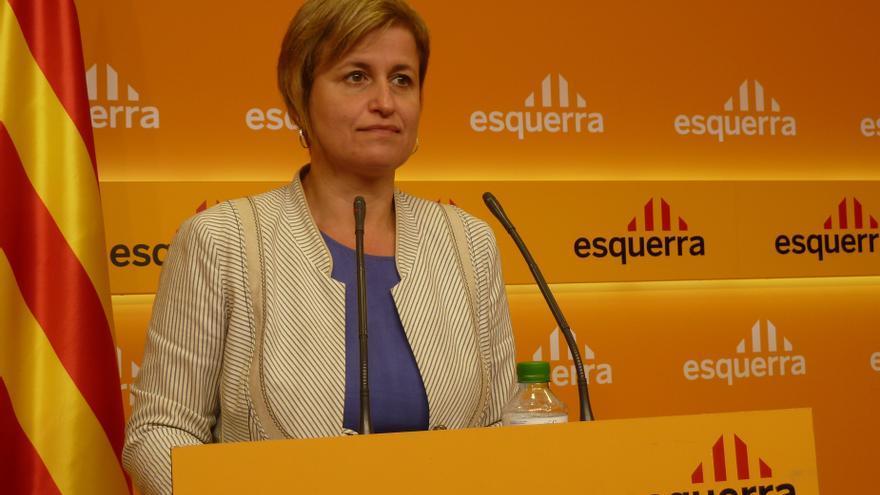 ERC acusa a Rajoy de desplazar su responsabilidad a las autonomías enfrentándolas por el déficit