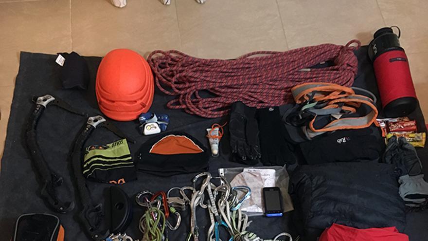 Mochila Alpine Ascent 25