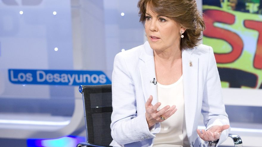 """Barcina dice que la izquierda abertzale quiere a Navarra """"arruinada"""" para unirla al País Vasco"""
