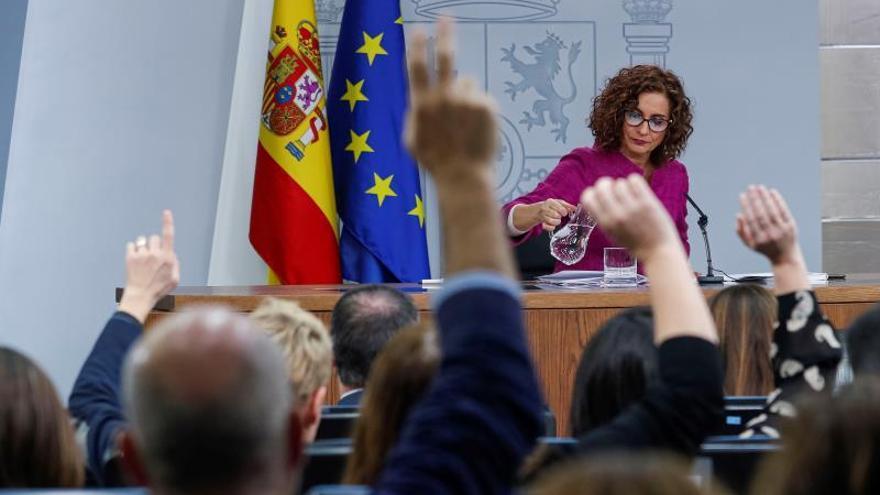 """Ábalos dio una """"versión reducida"""" de la cita en Barajas por """"discreción diplomática"""""""