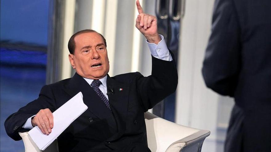Rechazan aplazar el juicio en apelación por el fraude fiscal de Berlusconi