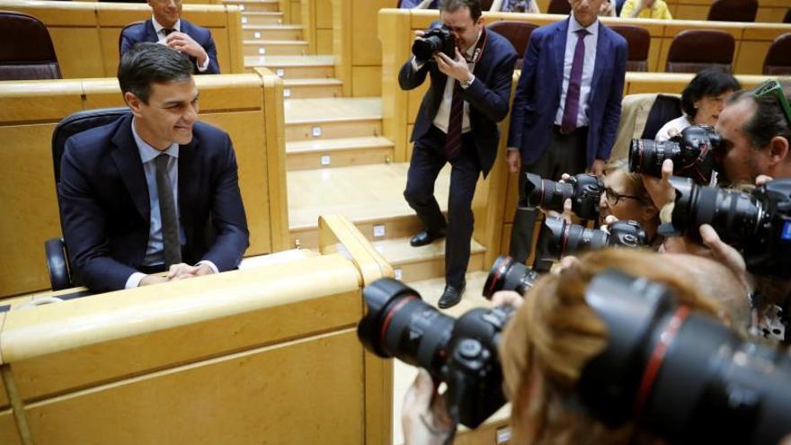 Sánchez pide al PP no ir contra el Estado fomentando el agravio territorial
