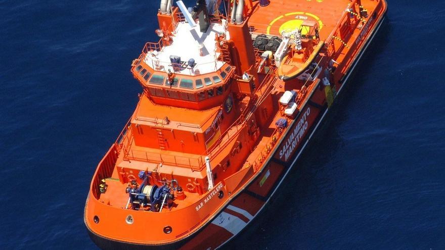 Equipos de Salvamento continúan buscando a un barco pesquero desaparecido en aguas de Marruecos