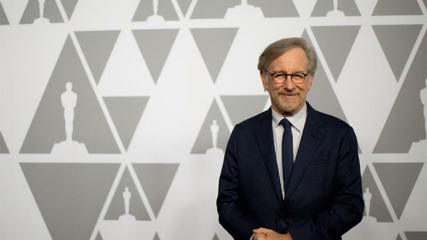 Spielberg en la pasada edición de los Oscar