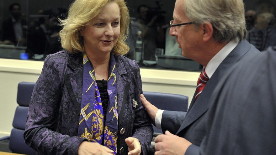 Austria defiende un mecanismo para expulsar del euro a los países problemáticos